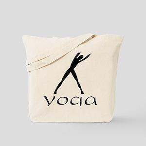 stretch_yoga_dk Tote Bag