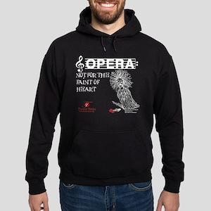 opera-faint-of-heart-black Hoodie (dark)