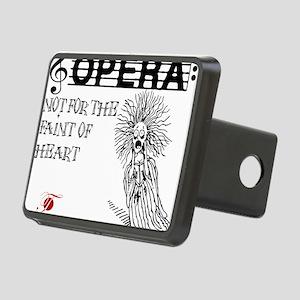 opera-faint-of-heart Rectangular Hitch Cover