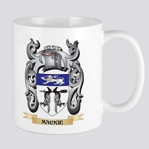 Mackie Coat of Arms - Family Crest Mugs