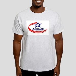 ::: Rudy Giuliani - Swoops ::: Light T-Shirt