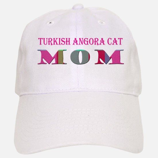 Turkish Angora Baseball Baseball Cap