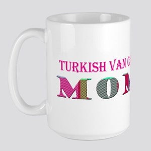 Turkish Van Large Mug