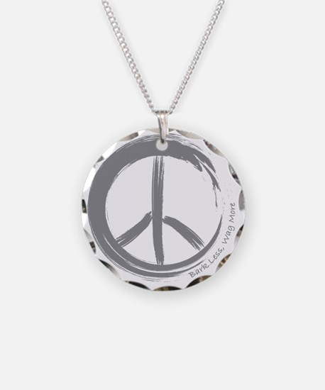 PEACE Wag final Necklace