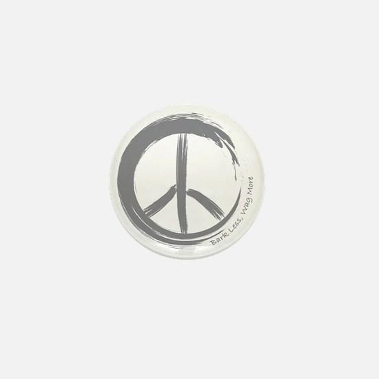 PEACE Wag final Mini Button