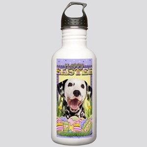 EasterEggCookiesDalmat Stainless Water Bottle 1.0L