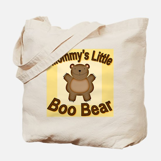 boo_bear-001 Tote Bag