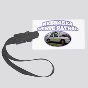 NEBSPVIC Large Luggage Tag