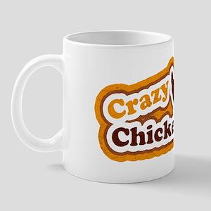 crazychickenlady2 Mug