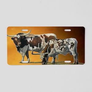 blankback1 Aluminum License Plate