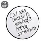 I Eat Birthday Cakes 3.5