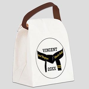 Martial Arts 2Nd Degree Black Belt Lunch Bag