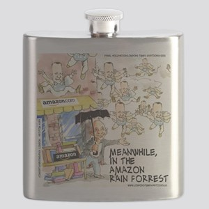 Amazon Rainforest Flask