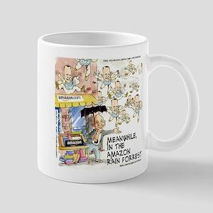 Amazon Rainforest Mugs