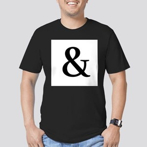 Black Ampersand T-Shirt