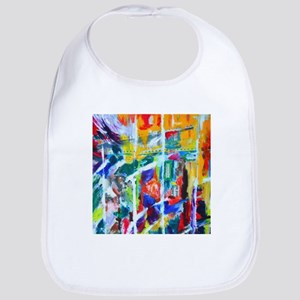 Cool Arty Design Bib