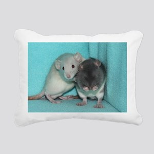 shirtrats Rectangular Canvas Pillow