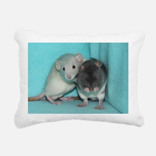 shirtrats Rectangular Canvas Pillow