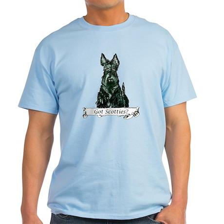 Got Scotties? Light T-Shirt