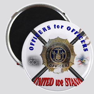 OFFICERS FOR OFFICERS11 Magnet