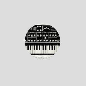 Synthesizer Mini Button