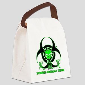 zatfront Canvas Lunch Bag