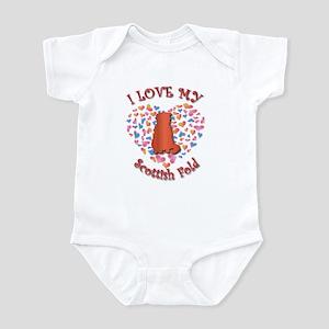 Love My Fold Infant Bodysuit