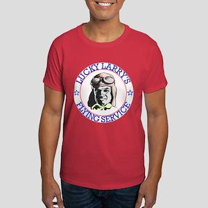 Larry's Flying Dark T-Shirt