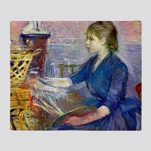Cal Morisot 5 Throw Blanket