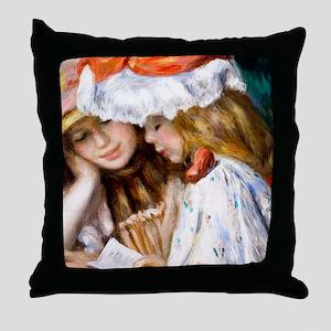 Cal Renoir H2 Throw Pillow