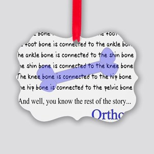 Ortho Picture Ornament