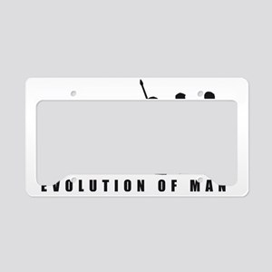 Evolution Arzt 2c License Plate Holder