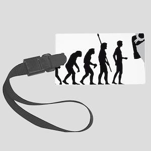 Evolution Astronaut 2c Large Luggage Tag