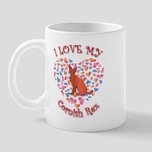 Love My Rex Mug