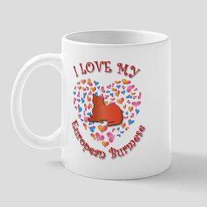 Love My Burmese Mug