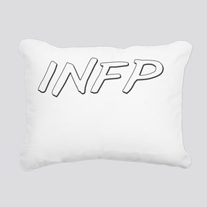 INFPhealerTRANS Rectangular Canvas Pillow