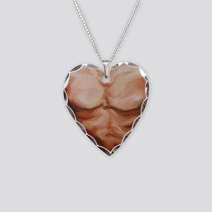 Im your man! Necklace Heart Charm