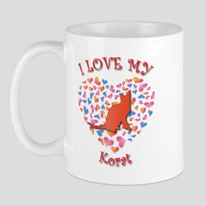 Love My Korat Mug