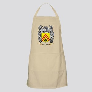 Maclaren Coat of Arms - Family Crest Light Apron
