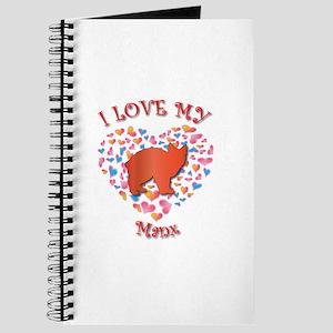 Love My Manx Journal