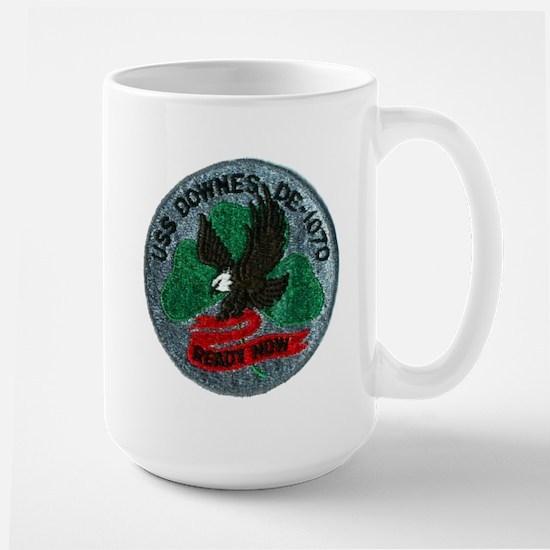 USS DOWNES Mugs