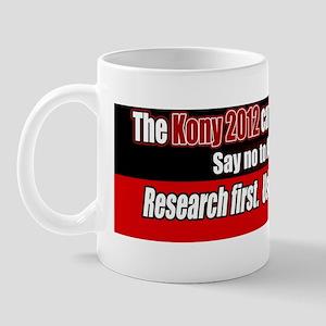 Anti-AFRICOM-Kony-2012-campaign-Bumper- Mug