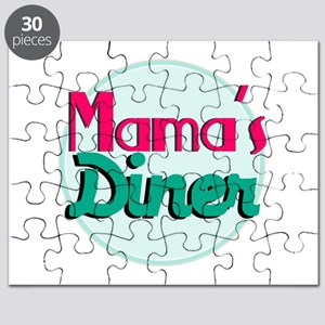 Mamas Diner Puzzle