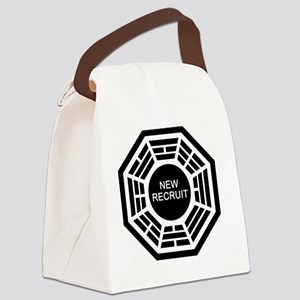 new-recruit Canvas Lunch Bag