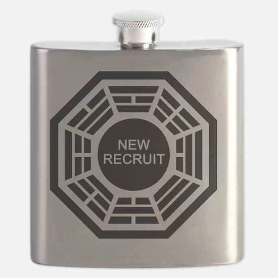new-recruit Flask