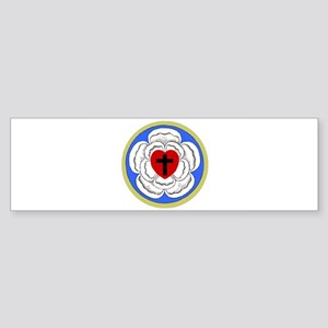 Luther Seal Oval Sticker 3 Bumper Sticker