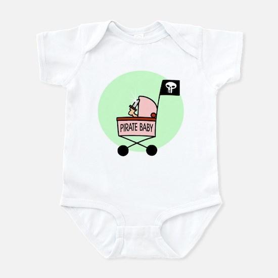Pirate Baby Infant Bodysuit