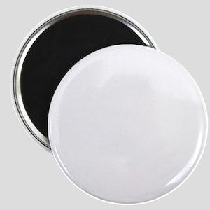 Leafy Cafe qr white Magnet