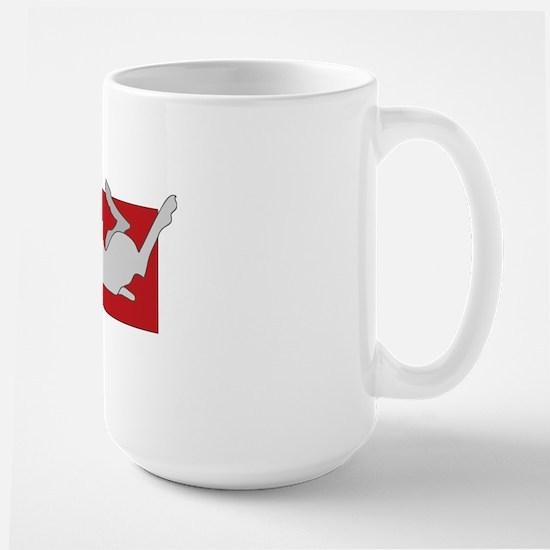 WeimOnBackTrans Large Mug