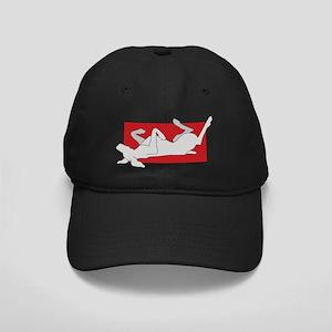 WeimOnBackTrans Black Cap